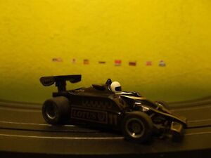 TYCO-BLACK-F-1-RACER-LOTUS-11-440X2-WITH-WIDE-PAN-CHASSIS-gt-MADE-IN-MALAYSIA