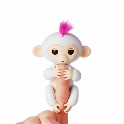 SOPHIE INTERACTIVE PET FINGER MONKEY FULL FUNCTION  REACTS TO TOUCH-SOUND+MORE