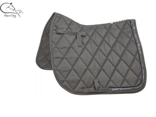 Autobus Quilted Sequin Dressage//Gp saddlecloth//saddlepad Cob//Full Colours Free p/&p