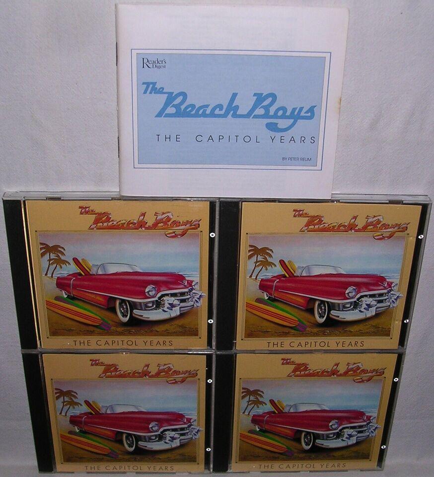 The Beach Boys: The Capitol Years, pop