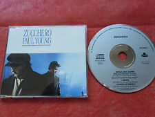 CD-ZUCCHERO-Senza una Donna-MAMA-PAUL YOUNG-LONDON- (CD SINGLE)-1991-3 TRACK-_-_
