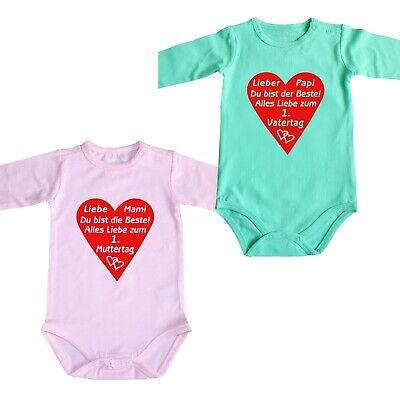 Jacky Baby Body Babybody Muttertag Vatertag Muttertagsgeschenk Vatertagsgeschenk
