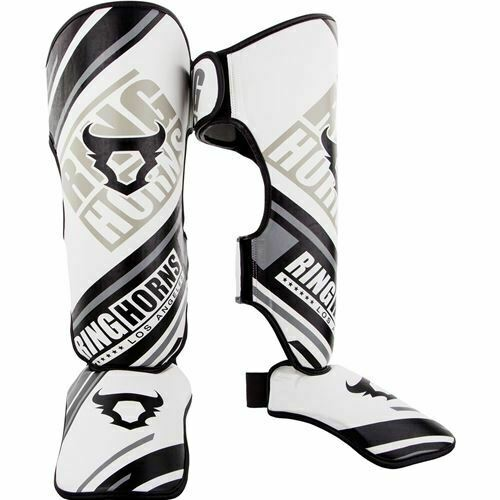 Ringhorns Nitro Shinguards - White   are doing discount activities