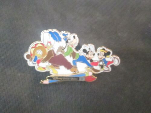 WALT DISNEY WORLD2003 4 AMIGOS DISNEY CRUISE LINE PIN