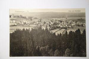Ansichtskarte-Thueringen-Finsterbergen-Kr-Gotha-1916-Feldpost