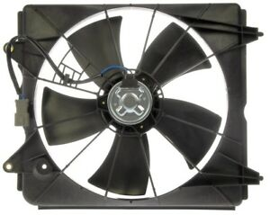 Engine-Cooling-Fan-Assembly-Dorman-620-212-fits-07-09-Honda-CR-V