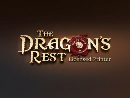 Wargaming tuer Team 40k etc terrain Énorme Dragons reste Dragonfly Dropship