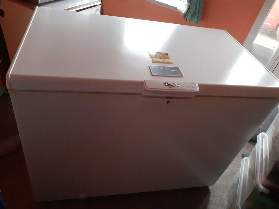 Kummefryser, Whirlpool, 312 liter