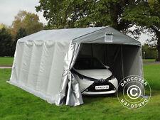 Tenda Garage PRO 3,3x6x2,4 m PE Capannone Gazebo Garage Box Auto Tenda Barca