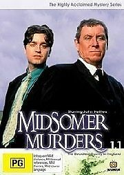 Midsomer Murders : Season 1 : Part 1 DVD * Like New *
