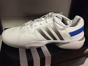 Adidas Scarpa Uomini Adipower Barricata 8 Scarpa Adidas Da Tennis Stile Q95021 Ebay 6e89d4