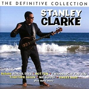 Stanley-Clarke-The-Definitive-Collection-CD