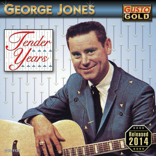 George Jones - Tender Years [New CD]