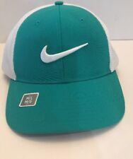 7c872fc9c Nike Golf Legacy91 Tour Mesh Hat M/l Teal & White 727031 351