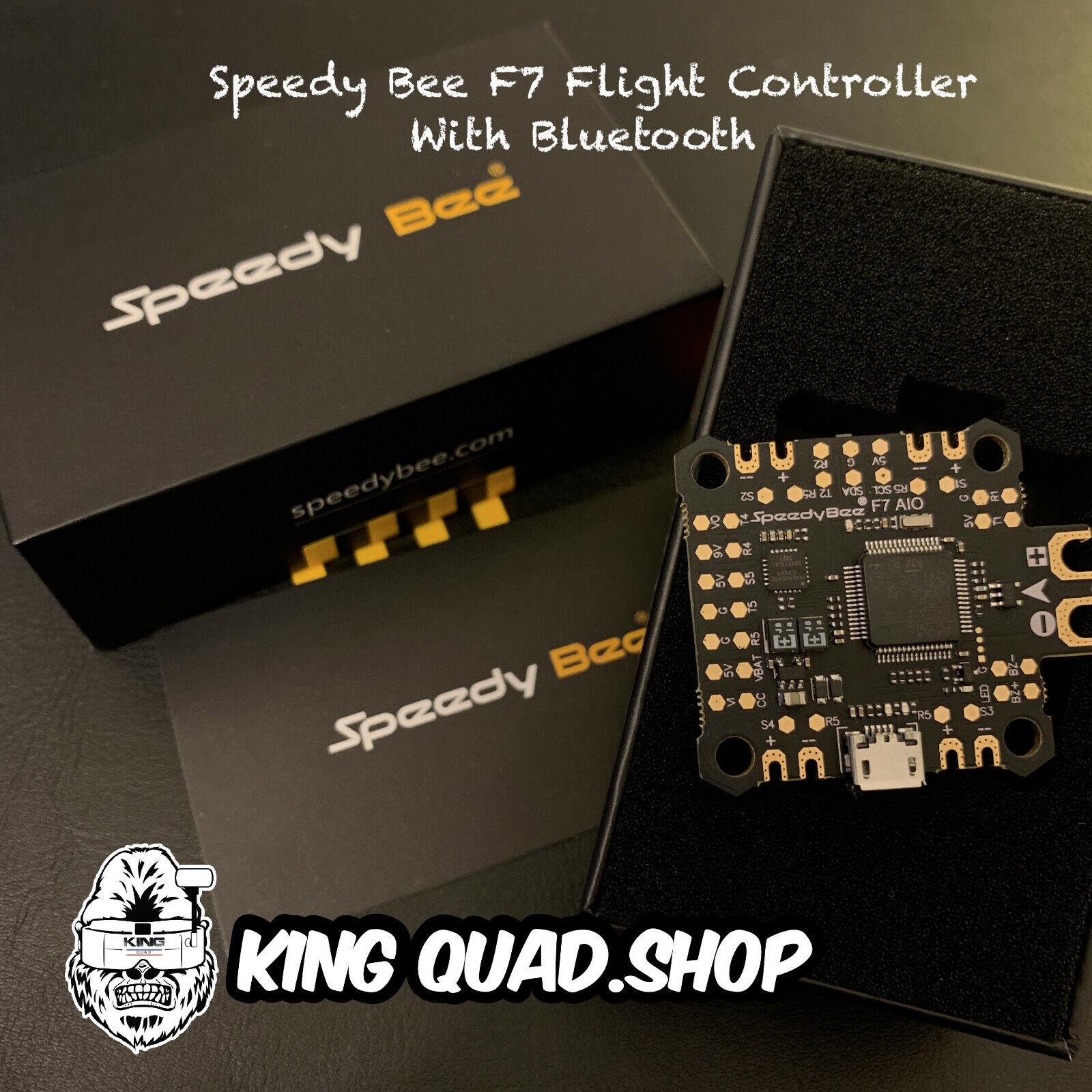 SpeedyBee F7 AIO Flight Controller With Bluetooth 3s - 6s (TX600)