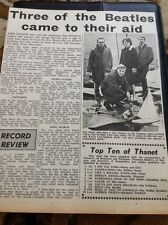 66-4 1965 Ephemera Article Picture The Silkie You've Got To Hide Your Love Away