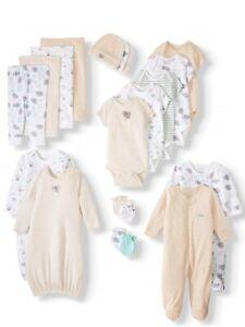 20pc Baby Girls New Garanimals Newborn Layette Baby Shower Gift Set