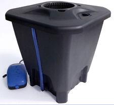 IWS Deep Water Culture DWC Oxy Pot Bubbler Hydroponics System Complete Kit