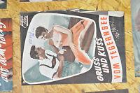 Gruss und Kuss vom Tegernsee DNFP Das neue Film-Programm 1958