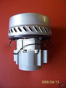 Saugturbine  für Kärcher Puzzi 100   1080 Watt  Original Ametek