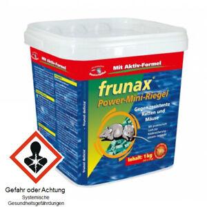 frunax® Power Miniriegel