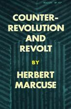 Counterrevolution and Revolt by Marcuse, Herbert