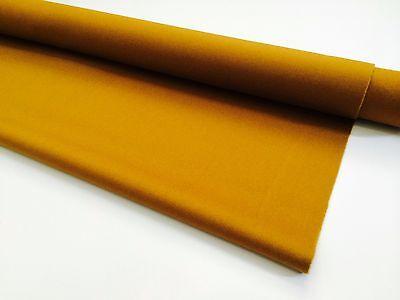 ENGLISH Hainsworth Pool Snooker Billiard Table Cloth Felt Kit 7ft TAN ON  SALE