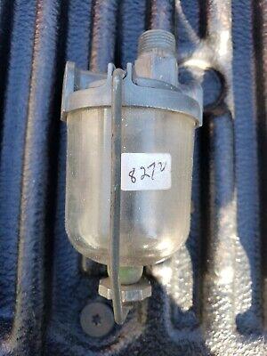 [SCHEMATICS_48IS]  Vintage Glass Sediment Bowl Fuel Filter | eBay | Sediment Bowl Fuel Filter |  | eBay