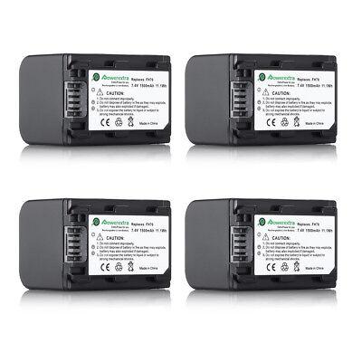 DCR-SR290E DCR-SR33E Premium Battery for Sony DCR-DVD306 DCR-HC27 DCR-SR30E
