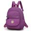 Waterproof-Mini-Backpack-Women-Purse-Nylon-Shoulder-Rucksack-Small-Travel-Bag thumbnail 4