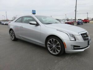 2015 Cadillac ATS COUPE Luxury AWD  ** Mint Condition **