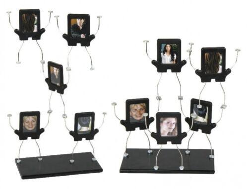 5 Stück magnetische Bilderrahmen Figuren Magnetisches Fotorahmen Set