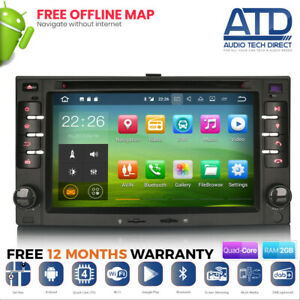 6-2-034-Android-9-0-PIE-GPS-Sat-Nav-WiFi-DAB-Radio-Stereo-For-KIA-Carnival-Picanto