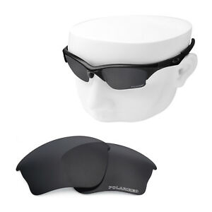 7cb70a30ef Image is loading OOWLIT-Replacement-Sunglass-Lenses-for-Oakley-Half-Jacket-