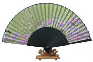 bamboo-hand-fan-green-bamboo-silk-flower-butterfly