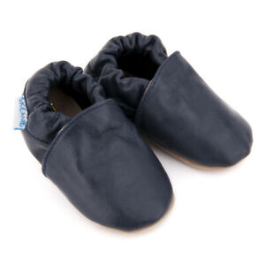 NEW-SKEANIE-Pre-walker-Classic-Shoes-Navy-0-to-2-years