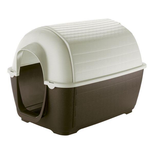 Kenny 05 Cuccia in Plastica da esterno per cani, da Ferplast  87202921