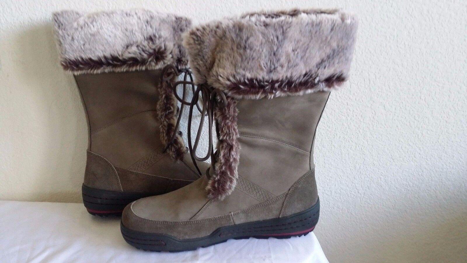 New ecco Siberia waterproof lined waterproof Siberia snow Stiefel. sz41. 158521
