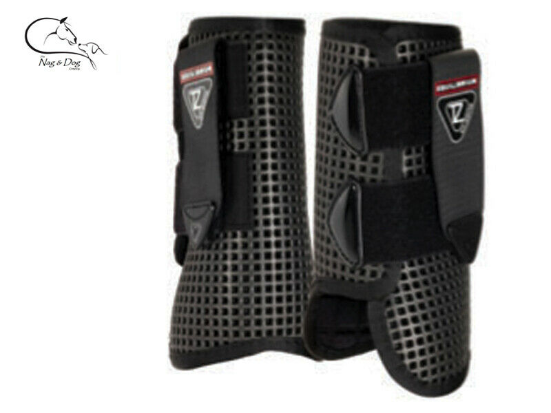 Equilibrium Tri-Zone All Sports Protection Horse Stiefel Größes Colour FREE DELIVERY