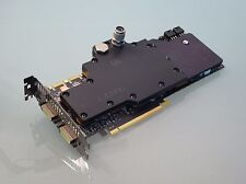 XFX GeForce GTX 260 Core 216 896MB + Wasserkühler EK Cooling FC GT200b