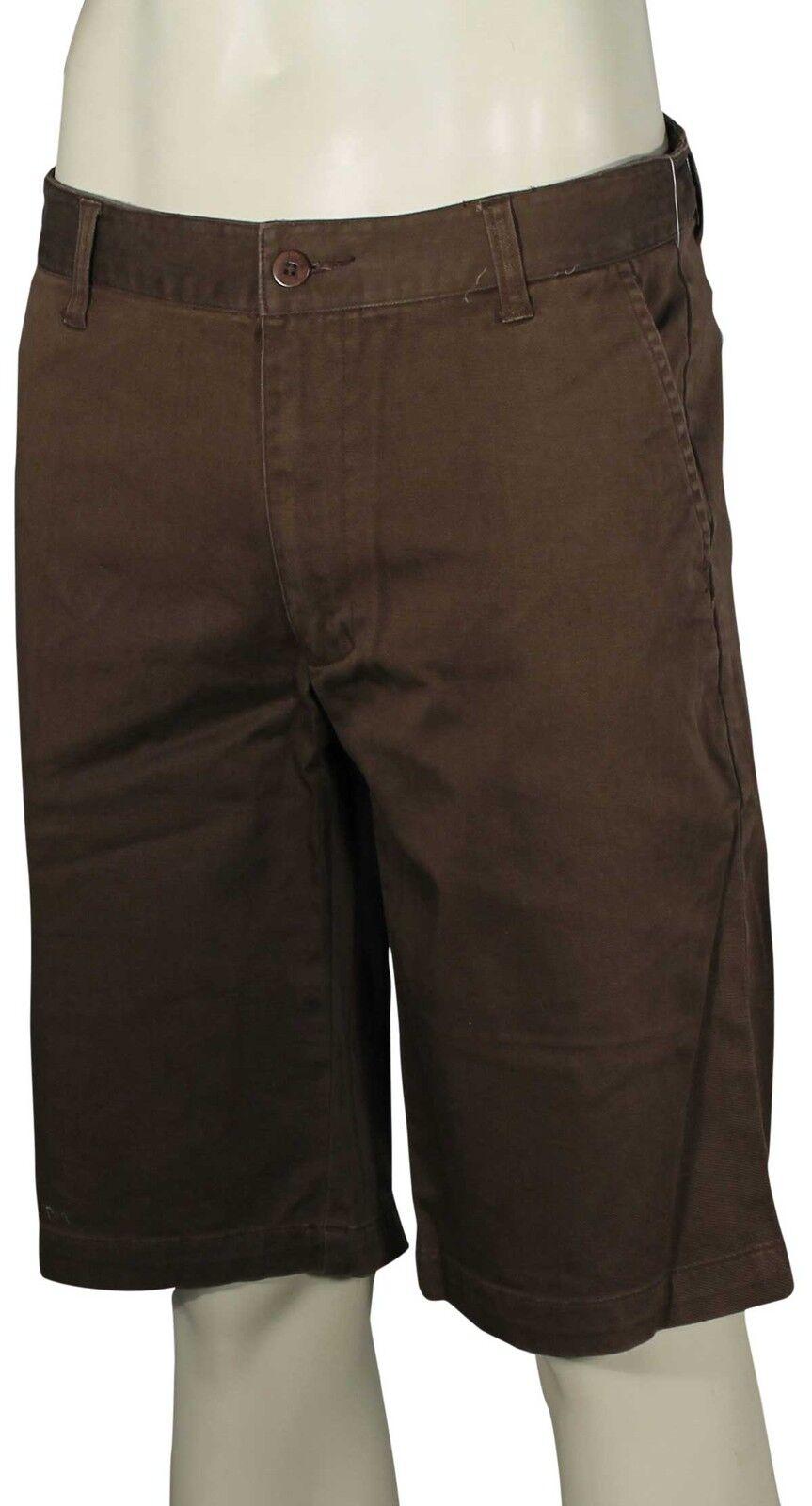 Etnies Spencer Walk Shorts - Chocolate - New
