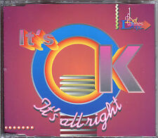 DEF DAMES DOPE - IT'S OK, ALL RIGHT - MAXI CD  [98]