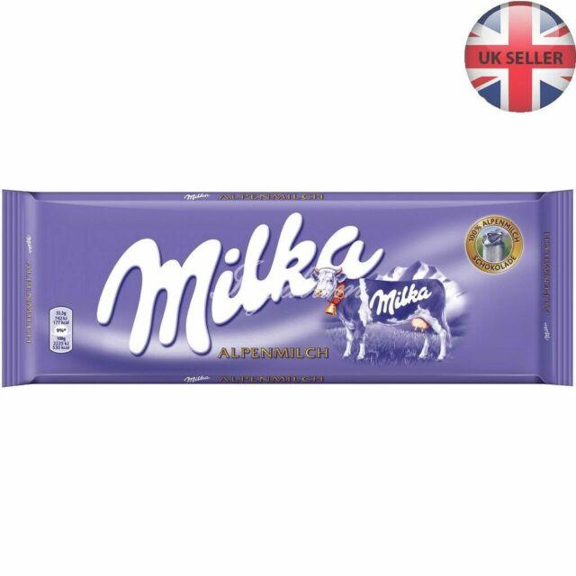 Milka Chocolate Alpenmilch Big Bar 270g Christmas 2019