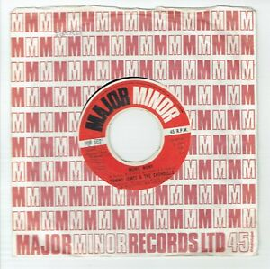 Image result for Major minor 'Mony Mony' by Tommy James & The Shondells.
