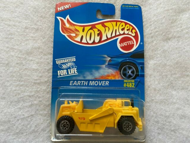 Hot Wheels Earth Mover Collector 482 CP26
