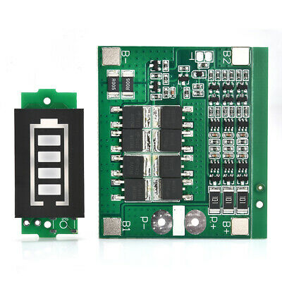 3S 11.1V 12.6V 25A Li-ion Lithium Battery BMS PCB Protection Board With Balance