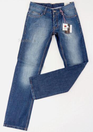 TIMEZONE COAST TZ Jeans w30 l34 oceanblue Blu Straight Denim GERMANY DESIGN NUOVO