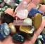 1-2LB-Colorful-Mixed-Natural-Assorted-bulk-tumbled-Gem-stone-mix-20-35-mm thumbnail 75