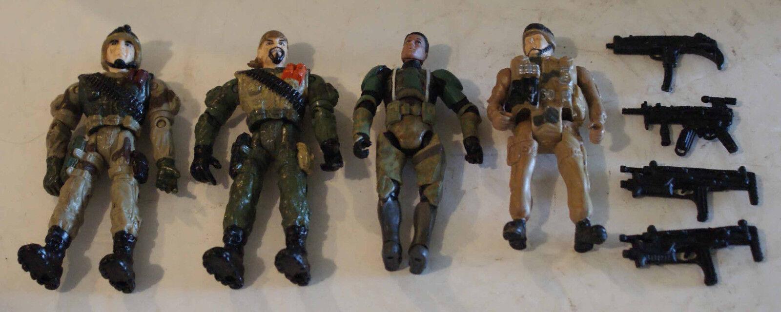 SEAL Team Six, 4 man squad, Marine Corps Fighter Squad, Ranger, Green Beret.