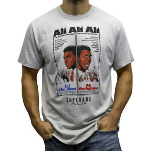 Superare-x-Ali-The-Fighter-T-Shirt-Silver